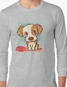 Sitting puppy Long Sleeve T-Shirt