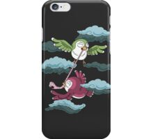 The eternal struggle iPhone Case/Skin