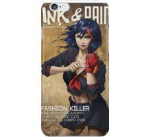 Ink & Paint 1: KLK iPhone Case/Skin