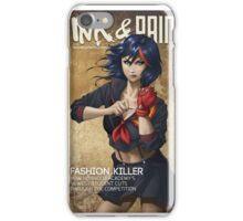 Ink & Paint 1: KLK iPhone Case/Skin
