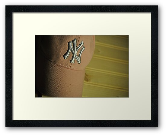NY Yankees Fan by Nicole Jeffery