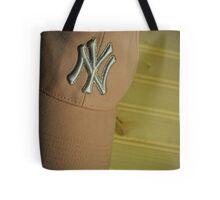NY Yankees Fan Tote Bag