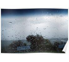 San Remo Rain Poster