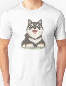 Black shiba dog T-Shirt