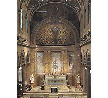 Church of St. Ignatius Loyola, NYC, N.Y. Photographic Print
