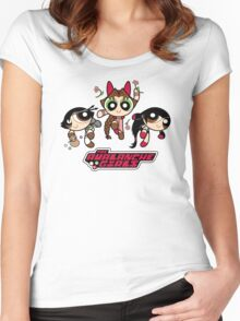 Avalanche Girls Women's Fitted Scoop T-Shirt