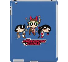 Avalanche Girls iPad Case/Skin