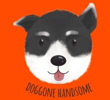 Doggone Handsome Kids Tee