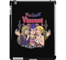 Vincent Double Digest iPad Case/Skin