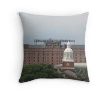 Camden Yards Throw Pillow