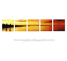 Sunset ~ Signature Series Photographic Print