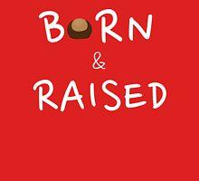 OHIO - BORN & RAISED Unisex T-Shirt