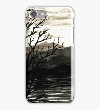 Gray Day iPhone Case/Skin