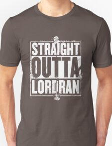 Straight Outta Lordran T-Shirt