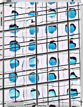 Reflection of Jardine House  by Ethna Gillespie