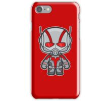 Ant man - red iPhone Case/Skin