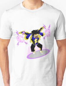 Detective Comics Presents: Superhero Static Shock! T-Shirt