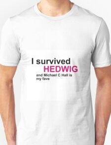 I survived hedwig (mch) T-Shirt
