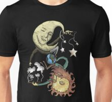 The Moon and the Sun Unisex T-Shirt