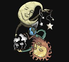 The Moon and the Sun T-Shirt