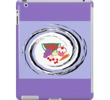 Healthy Snacks, Well Almost iPad Case/Skin