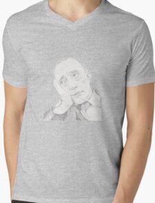 older buster Mens V-Neck T-Shirt