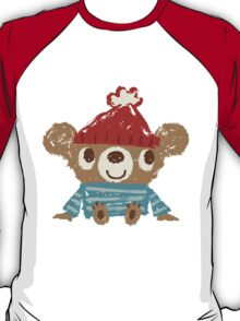 Sketch of Bear sitting T-Shirt