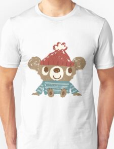 Sketch of Bear sitting Unisex T-Shirt