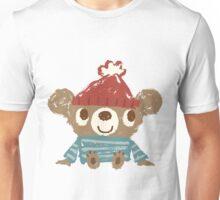 Sketch of Bear sitting Unisex T-Shirt