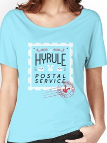 Hyrule Postal Service Women's Relaxed Fit T-Shirt