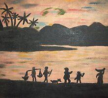 Untitled 11 by Hymavathi Cheemalapati