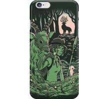 Den of the Night Walker iPhone Case/Skin