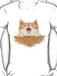 Happy Tabby T-Shirt
