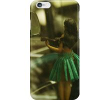 Dashboard Hula Dancer iPhone Case/Skin