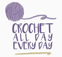 Crochet All Day Every Day Kids Clothes