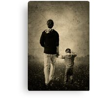 Circle of Life... Canvas Print