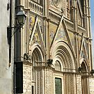 Orvieto Duomo by Harry Oldmeadow