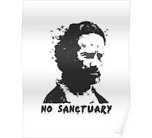 No Sanctuary Poster