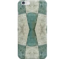 Gemetric Grunge  iPhone Case/Skin