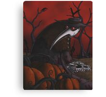 Doctor of the Harvest Canvas Print