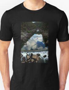 Rocks 'n Reflections - Historic Cataract Gorge Unisex T-Shirt