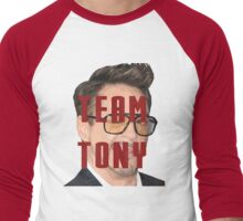 Team Tony Men's Baseball ¾ T-Shirt