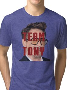 Team Tony Tri-blend T-Shirt