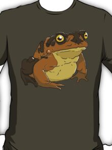 Legally Distinct Hypnotizing Frog T-Shirt