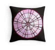 The Glass Starship Throw Pillow