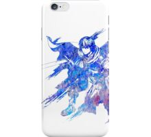 The Azure Knight iPhone Case/Skin