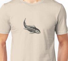 Titanium Koi Unisex T-Shirt