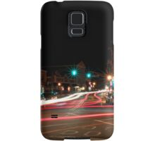 Night Moves on Main Street Samsung Galaxy Case/Skin