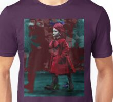 Girl in the Bloodstained Coat Unisex T-Shirt