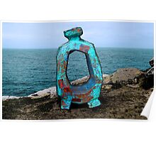Sculpture by the Sea 2 Poster